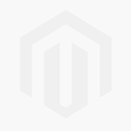 Sterling Silver Black Rhodium Textured Italian Cable Cuff Link