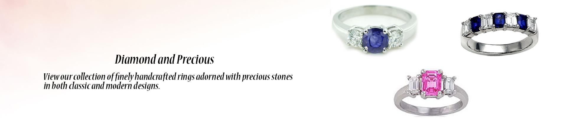 Diamond and Precious