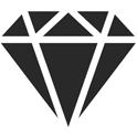 100% natural and high-quality precious stones